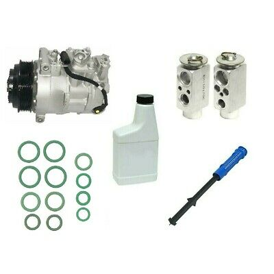 REMAN A//C COMPRESSOR KIT FITS MERCEDES 02-06 S430; 03-06 CL500; 06 S350 IG356