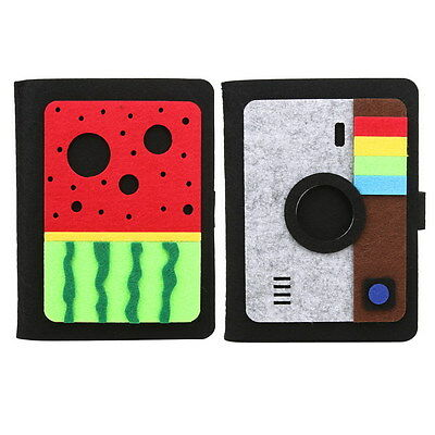 40 Pockets Album Case Storage for Polaroid Photo FujiFilm Instax Mini Film Size