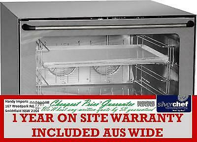 Fed Commercial Digital Convectmax Convection Oven Steam 50 To 300°C Yxd-8A-C