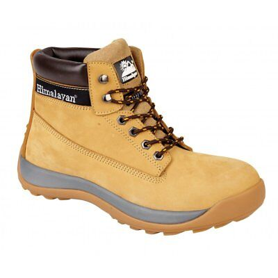 Himalayan Mens Work Boot 5150 iconic wheat nubuck safety boots 6-12