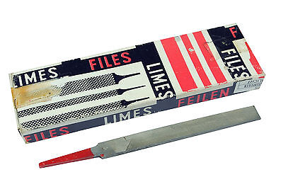 Limes Hand File Flat Fitters 2nd Cut High Quality Engineers Machine Tools F9968