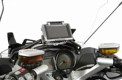 BMW R1200RT 10-13 TOURATECH GPS Mounting adapter over Instruments Navi holder