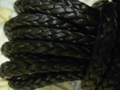 Dyneema / Amsteel 12 Strand Rope 50Ft x 1/4""