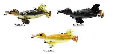 Savage Gear 3D Suicide Duck - Assorted Colors and Sizes