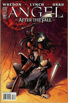 Angel: After The Fall #3 - NM-