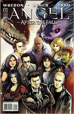Angel: After The Fall #5 - VF+