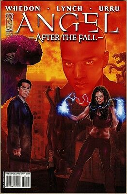 Angel: After The Fall #7 - NM-