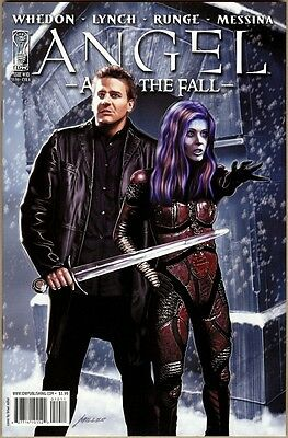 Angel: After The Fall #10 - VF