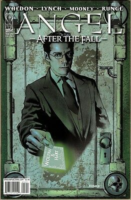 Angel: After The Fall #12 - VF+