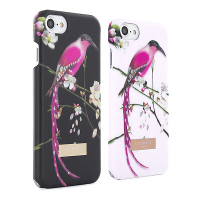 eb481d744657e1 OFFICIAL TED BAKER MIREILL Soft-Feel Hard Shell for iPhone 7 Also Fits  iPhone 6S