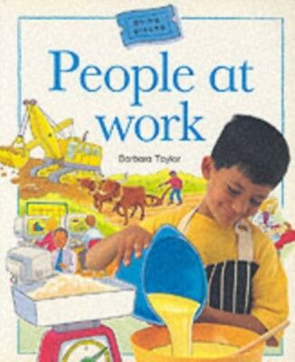 People at Work (Going Places) (Paperback), Taylor, Barbara, 97807...