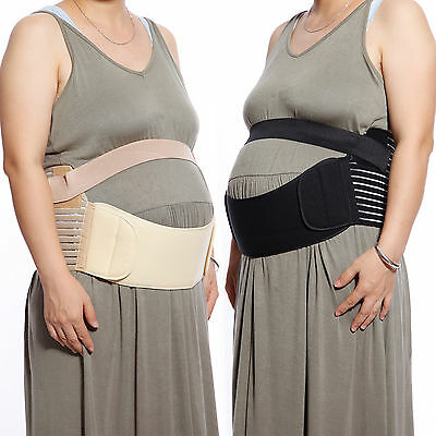 Maternity Pregnancy Belly Belt Belly Bump Band Lumbar Back Support Prenatal Care