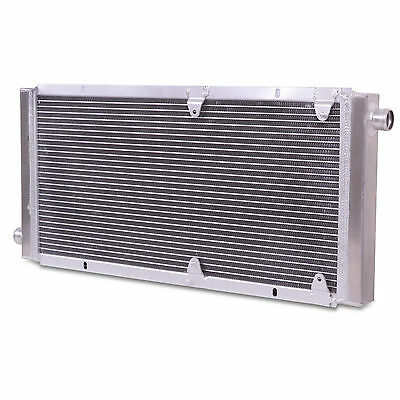 40Mm Alloy Race Radiator Rad For Vauxhall Vx220 Opel Speedster Lotus Elise Turbo