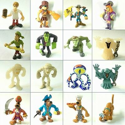 Lot Scooby Doo Mystery Mates Solving Crew & The Monsters Mega Figure toy