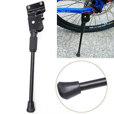 Mountain Bicycle Bike Frame Single Parking Rack Cycling Foot Support Kickstand