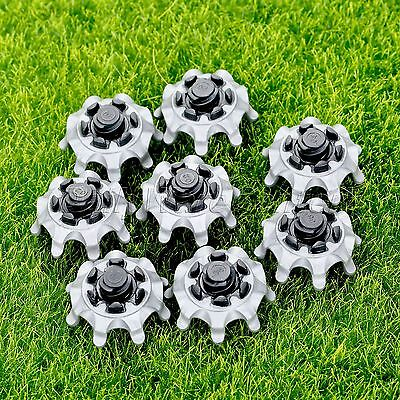 14 x Golf Shoe Spikes Soft Spike Fast Twist Replacement Studs TriLok Fit Footjoy