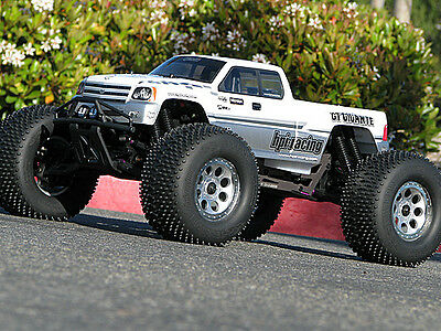 Hpi 7124 Gt Gigante Truck Body [Clear 1/8Th Monster Truck Body Shells] New!