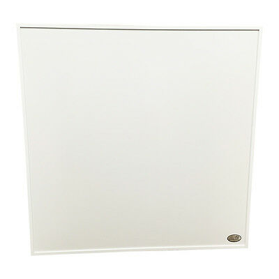 Far Infra Red Heater Panel - White - energy saving - efficient - infrared - tile