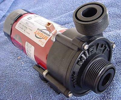 Waterway Tiny Might Spa Pond Circulation Pump Filter 115V NEW 3312610-14