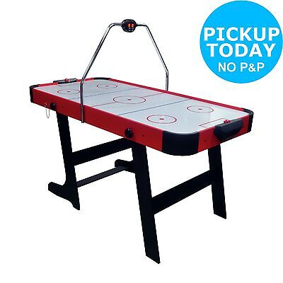 Hypro 5ft Electronic Score Air Hockey Games Table -From the Argos Shop on ebay