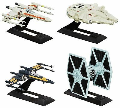 Star Wars: The Force Awakens Black Series Vehicles 4 Pack -From Argos on ebay
