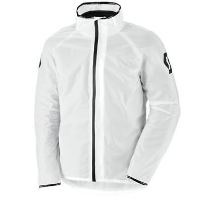 SCOTT Motocross / MTB Regenjacke - ERGONOMIC LIGHT DP - klar