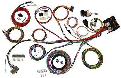 american autowire power plus 13 510004 street rod hot universal american auto wire 510004 power plus 13 universal wiring harness kit