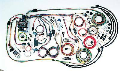 American Auto Wire 1955 - 1959 Chevy Truck Wiring Harness # 500481