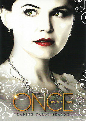 Once Upon a Time Season 1 One ~ COMPLETE 45-CARD BASE SET ~ Cryptozoic
