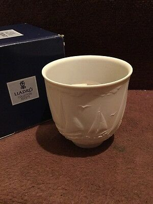 Lladro Collectors Society 1997 Candle Holder