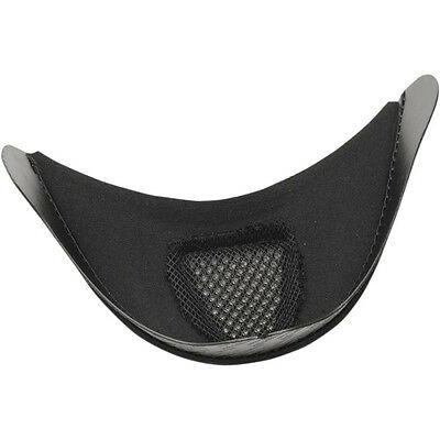 Icon Airframe Pro AFP Helmet Genuine Replacement Chin Curtain Guard   Black