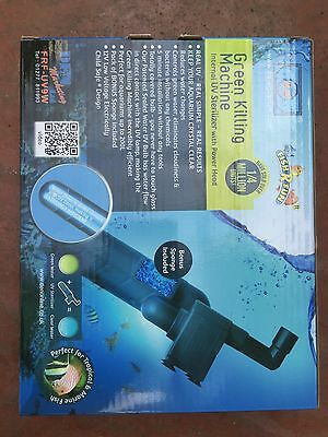 9 Watt Aquarium UV Sterilzer Fish'r'Fun NEW STYLE!