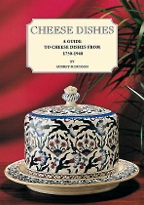 Book-Cheese Dishes-Pottery-English-Mint-Clearance