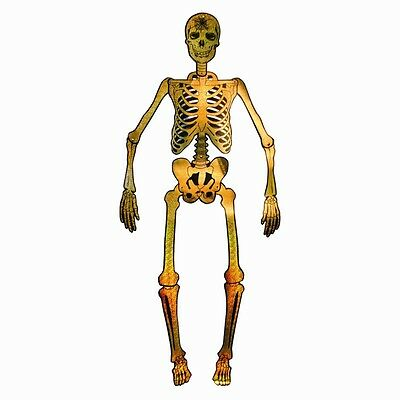 92cm Halloween Giant Skeleton Decoration Party Prop Display Scary Spooky Hanging