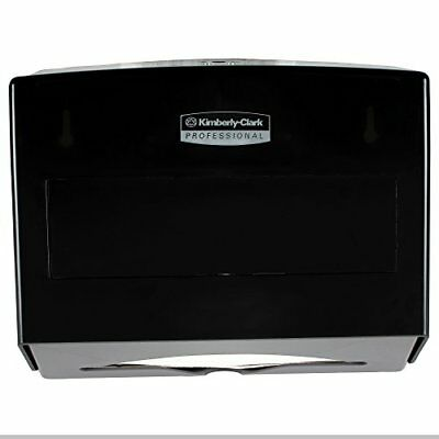 Kimberly-Clark Professional 09215 Scottfold Towel Dispenser, Plastic, 10 3/4w