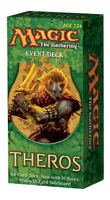 MTG MAGIC THEROS EVENT DECK INSPIRING HEROICS Inglese