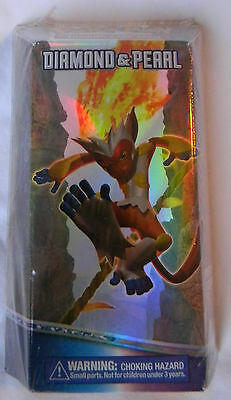 NEW SEALED Pokemon Diamond & Pearl  Inferno Zone Trading Card Game 2007