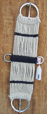 "Cinch - 17 Strand Mohair w/SS Buckles (Size 24"")"