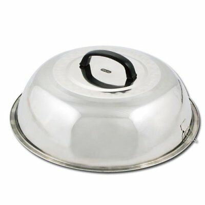 Winco WKCS-14 Stainless Steel Wok Cover, 13-3/4-Inch New