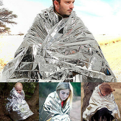 Outdoors Tent/Blanket/Sleeping Bag Survival Emergency Camping Shelter Hot Style