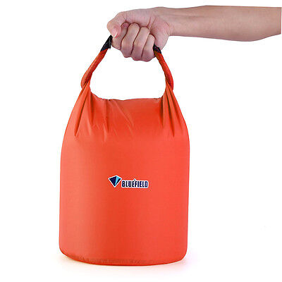 Outdoor Waterproof Camping Rafting Storage Dry Bag with Ajustable Strap Hook RX