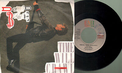 Bowie David - Time will crawl/Girls