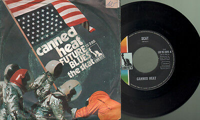 Canned Heat - Future blues/Scat