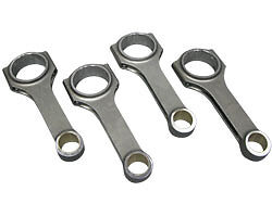 VW Audi H-Beam Connecting Rods for 1.9L TDI 144mm Rod Length 4 PCS