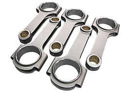 H-Beam Connecting Rods for Volvo Modular Engines 147mm Rod Length