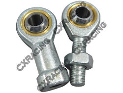 Male Femail Ball Joint Rod Ends M12 x 1.75  Steering Control Tie Arm Bushing Rod