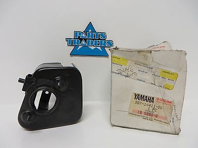 NOS Genuine Yamaha Air Cleaner Case 1 GT1 GT80 GTMX MX80 GT80MX 367-14411-00-00
