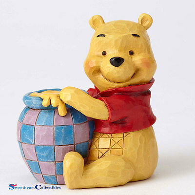 Jim Shore's Disney 4054289 Mini Pooh New 2016