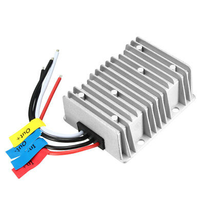 New Waterproof DC 24V Step-Down to DC 12V 30A High Power Converter 360W Big Size