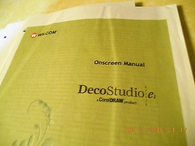 Wilcom Emboridery Deco Studio E1 User Manual - 506 Pages